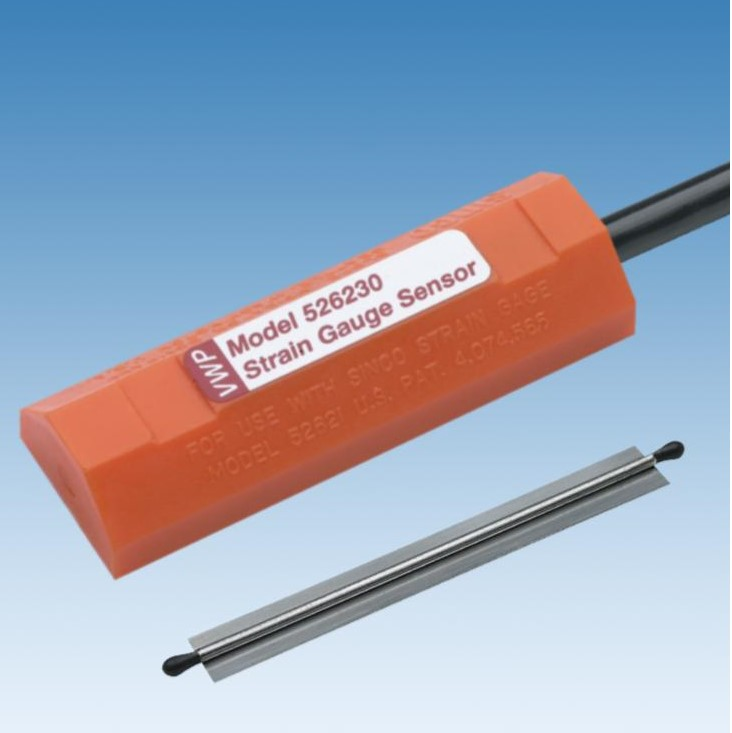 Spot-Weldable Strain Gauges
