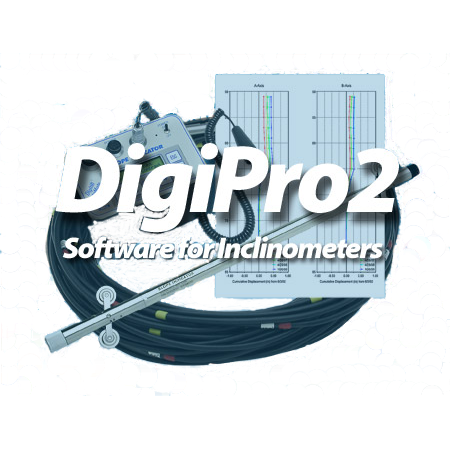 DigiPro2 Software