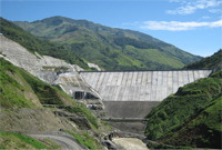 porce river dam