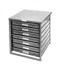 7 Tray Screen Shaker Rack