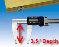 deep-jaw digital caliper