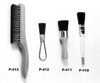 Sieve Brushes