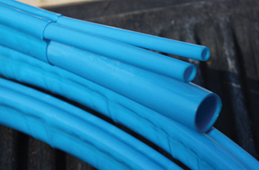 bundled tubing
