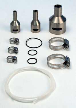 srx quick connects kit